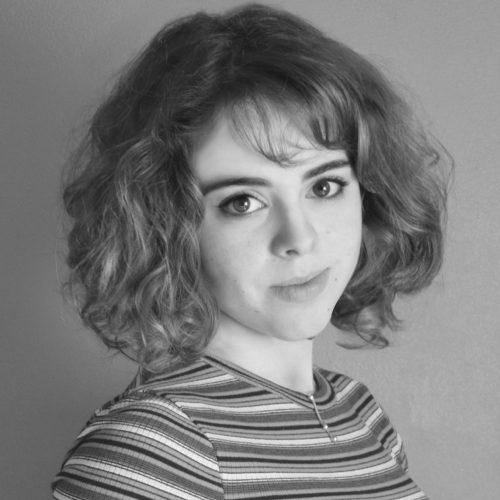 Manon Guerin Web Designer Empreinte Production angerville 91 Essonne Ile de France