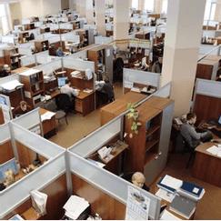 Open spaces / Bureaux